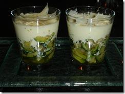 courgettes fondue comte