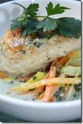 pilon poulet coco 1
