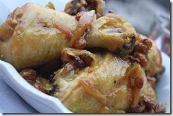 poulet mijote oignon 1