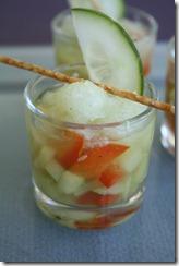 bouillon glace granite concombre 2