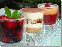 dessert verrines