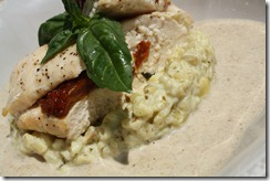 roulade poulet risotto ebly 2