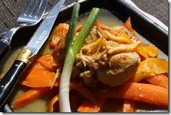 poulet carotte gingembre 3