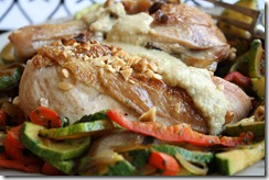 poulet grille cacahouete 2