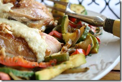 poulet grille cacahouete 3