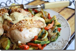 poulet grille cacahouete